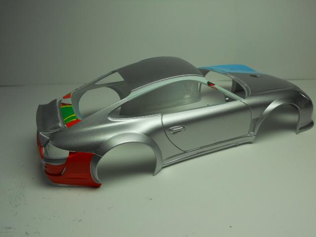 Porsche GT3 Flying Lizard 00710