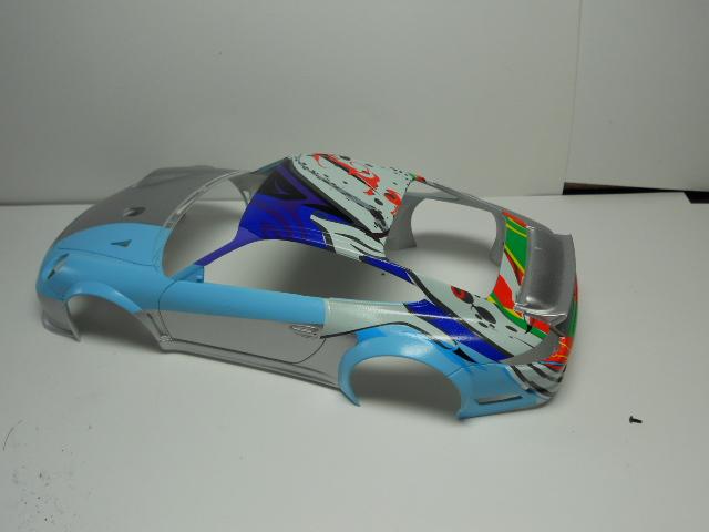 Porsche GT3 Flying Lizard 01011
