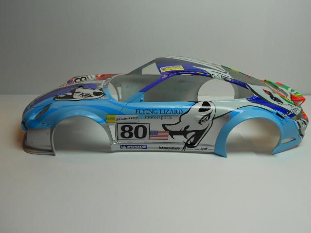 Porsche GT3 Flying Lizard 01611