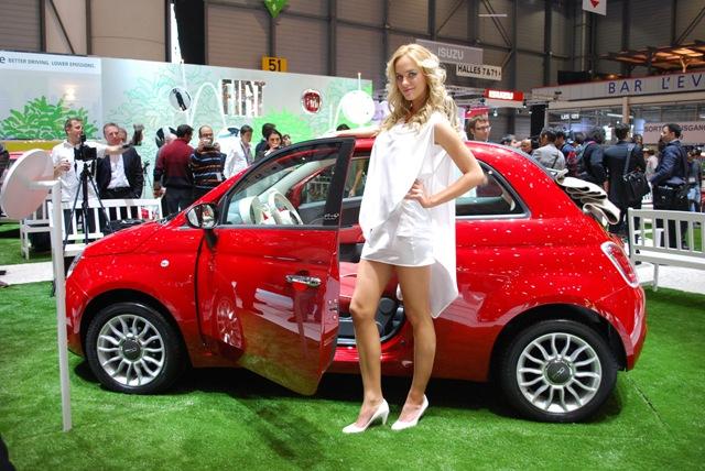 Les voitures pour Femmes Fiat_510