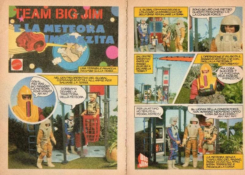 "FUMETTO: ""TEAM BIG JIM E LA METEORA IMPAZZITA"" _5720"