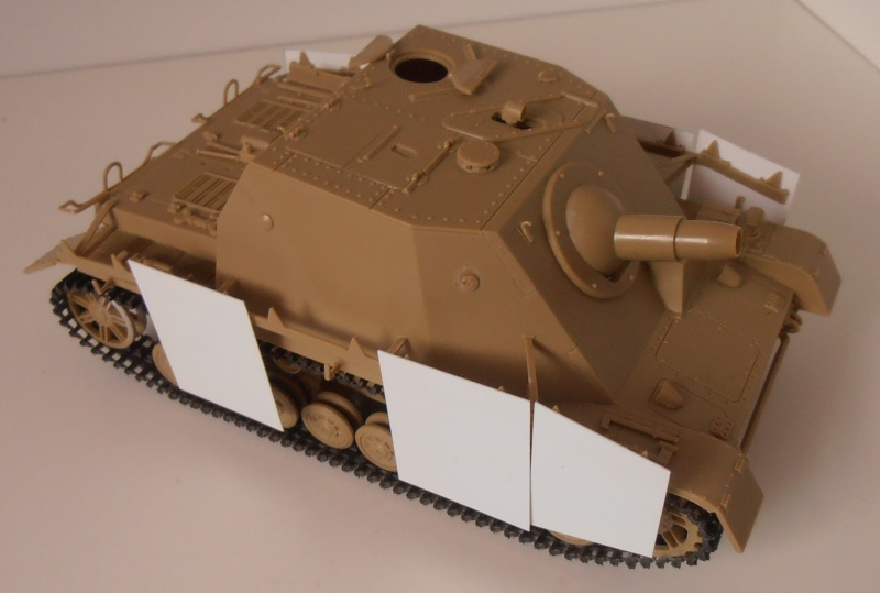 "Sturmpanzer IV "" Brummbar "" ( tamiya 1/35ème ) P2231212"