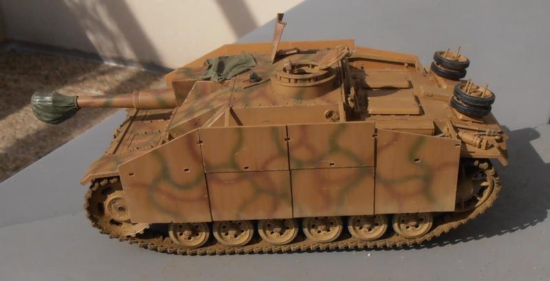 Stug III ausf G ( tamiya 1/35 ème ) P3090311
