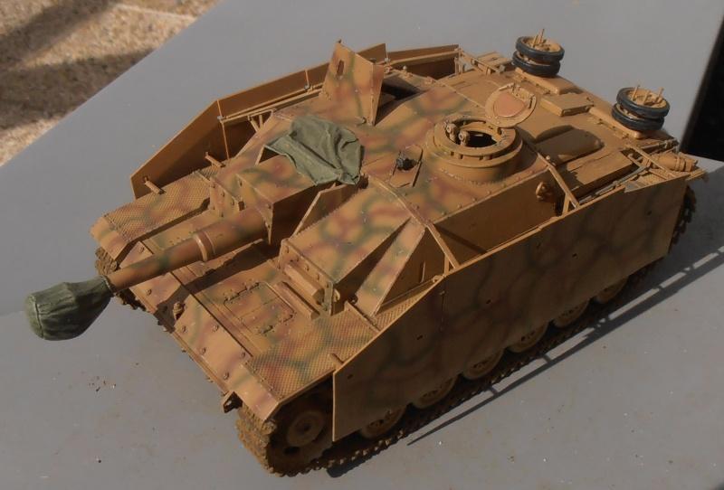 Stug III ausf G ( tamiya 1/35 ème ) P3090312