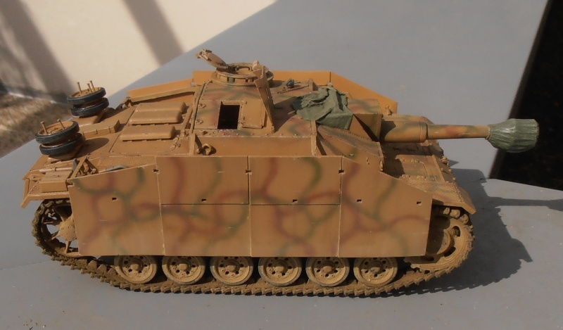 Stug III ausf G ( tamiya 1/35 ème ) P3090313