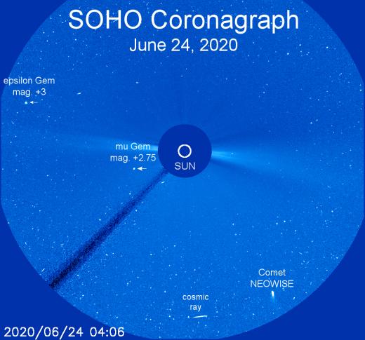 Comète C/2020 F3 NEOWISE C3_str10
