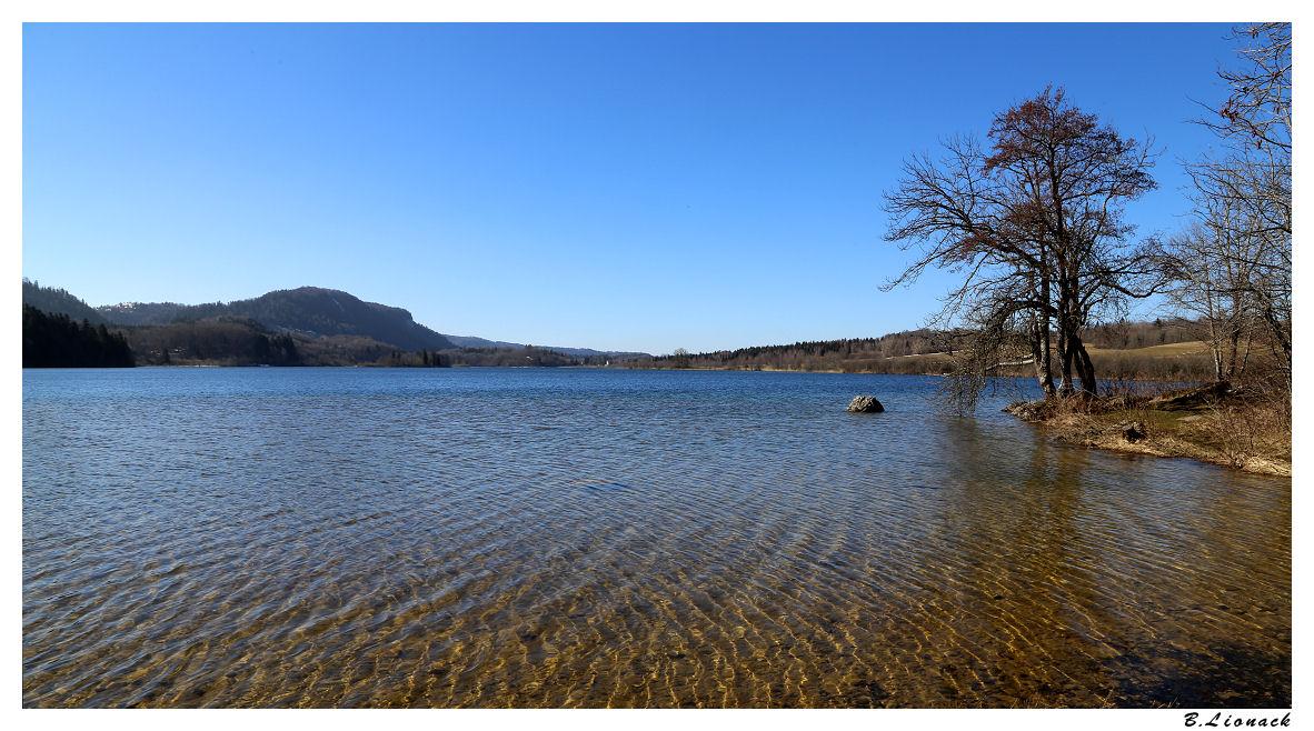 Au lac d'Ilay Ilay10