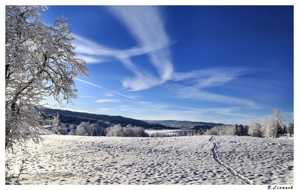 Retour du soleil en Jura Neige016