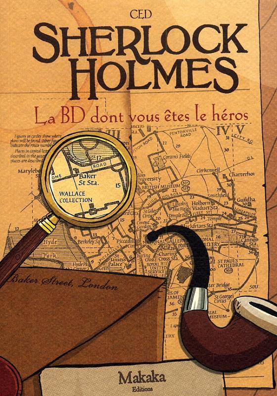Sherlock Holmes 1 - Journal d'un Héros Album-18
