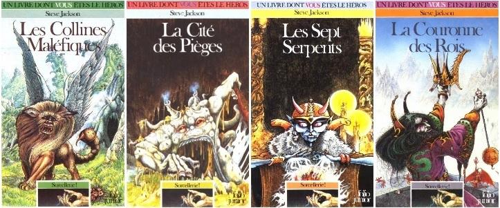 Les différentes versions des Sorcellerie !  Sorc110