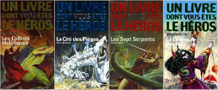 Les différentes versions des Sorcellerie !  Sorc210