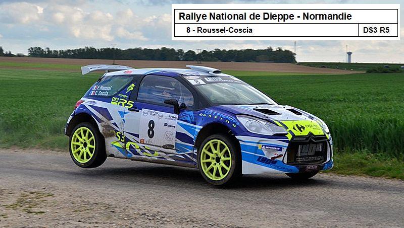 Des Citroën de pointe actuellement en rallye ...  - Page 3 0511-d10