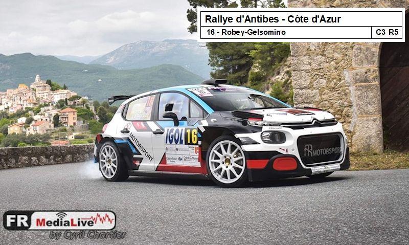 Des Citroën de pointe actuellement en rallye ...  - Page 3 0517-a11