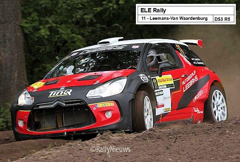 Des Citroën de pointe actuellement en rallye ...  - Page 3 0524-e10