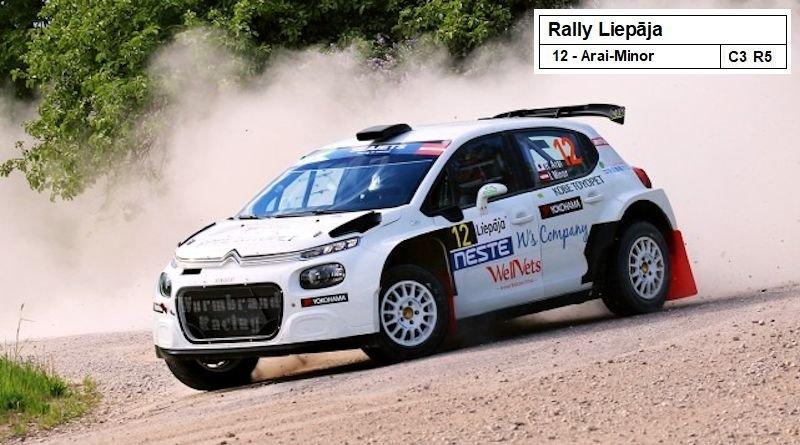 Des Citroën de pointe actuellement en rallye ...  - Page 3 0524-l10