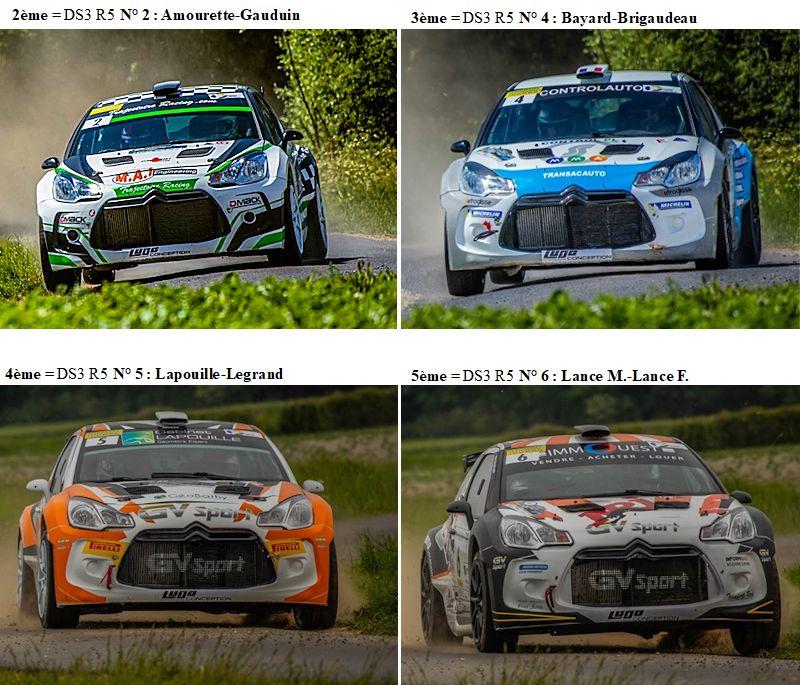 Des Citroën de pointe actuellement en rallye ...  - Page 3 0525-m10
