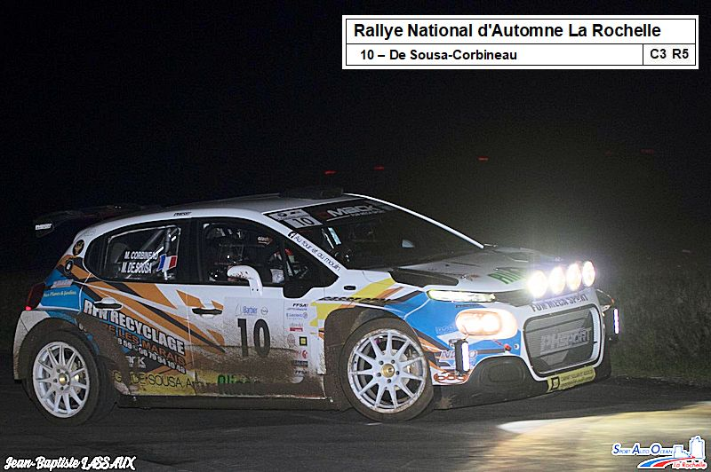 Des Citroën de pointe actuellement en rallye ...  - Page 4 1115_110