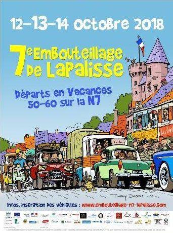 Embouteillage de LAPALISSE ( RN7 ) 115