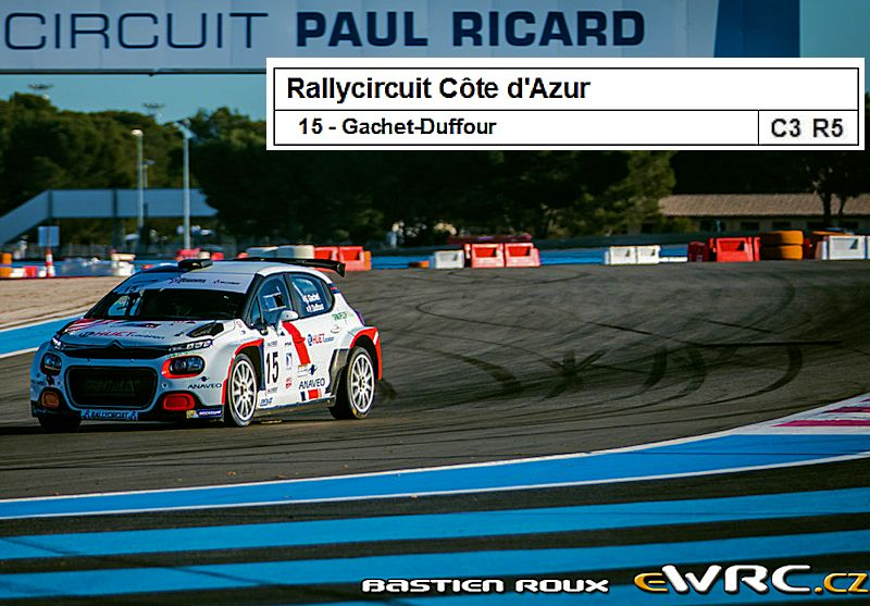Des Citroën de pointe actuellement en rallye ...  - Page 4 1207-110