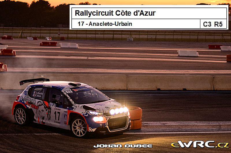 Des Citroën de pointe actuellement en rallye ...  - Page 4 1207-111