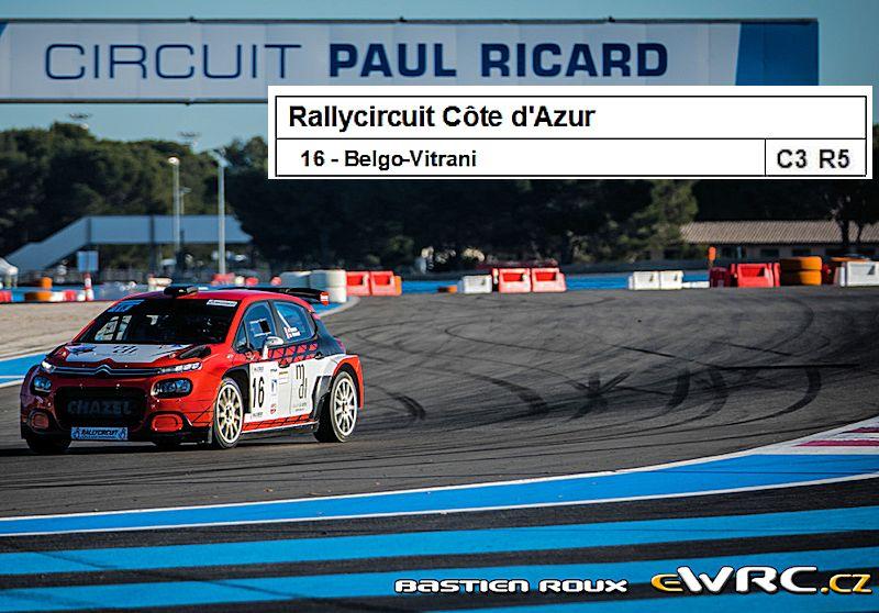 Des Citroën de pointe actuellement en rallye ...  - Page 4 1207-112