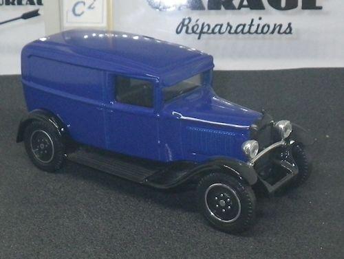 C4 Coupé 1928 - 1929. 121