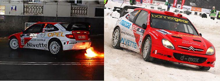 Des Citroën de pointe actuellement en rallye ...  - Page 4 187