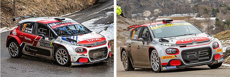 Des Citroën de pointe actuellement en rallye ...  - Page 4 242
