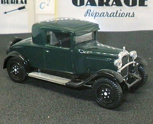 C4 Coupé 1928 - 1929. 317