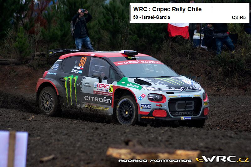 Des Citroën de pointe actuellement en rallye ...  - Page 3 509-ch10