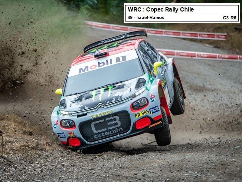 Des Citroën de pointe actuellement en rallye ...  - Page 3 509-ch11