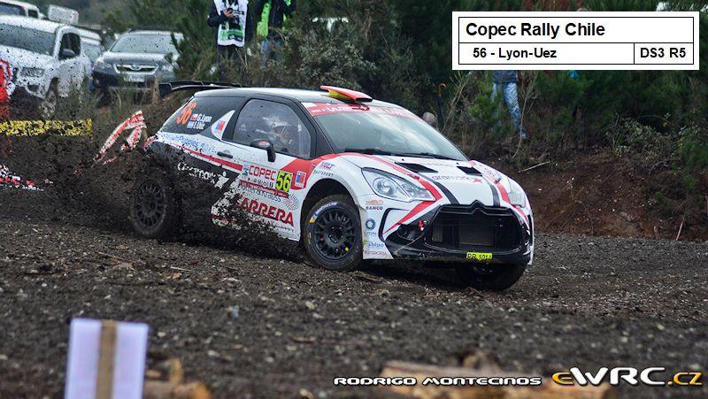 Des Citroën de pointe actuellement en rallye ...  - Page 3 509-ch13