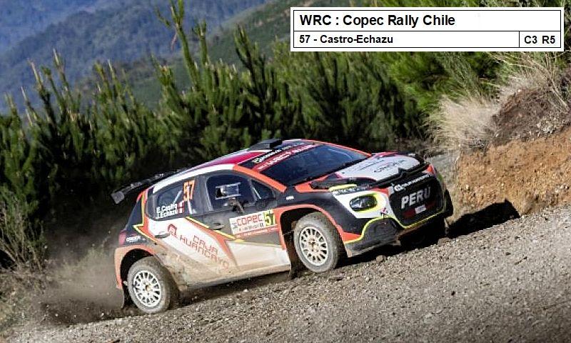 Des Citroën de pointe actuellement en rallye ...  - Page 3 509-ch14