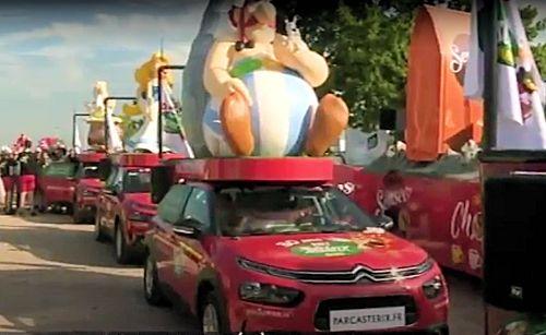 D'autres Citroën dans le Tour ... C310