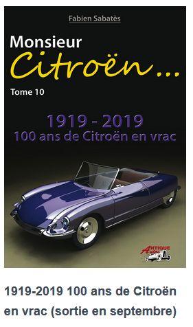 Des BD ... dont l'héroïne est une Citroën ... D10