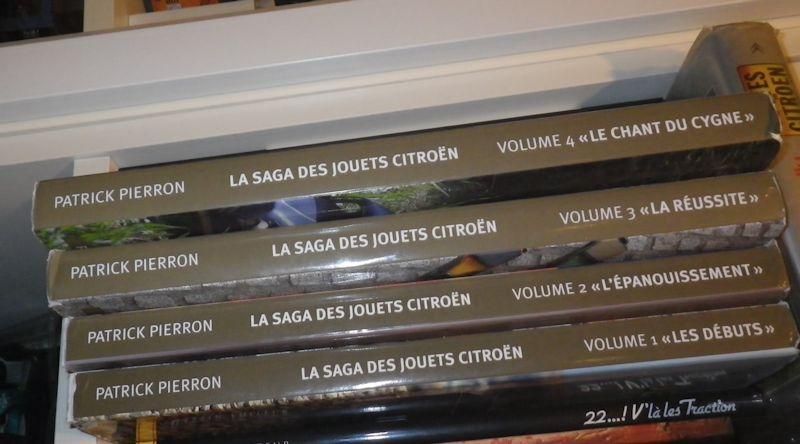 Les livres sur les Citroën en miniatures ... Image192