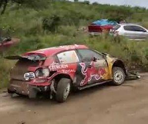 Des Citroën de pointe actuellement en rallye ...  - Page 3 Image238