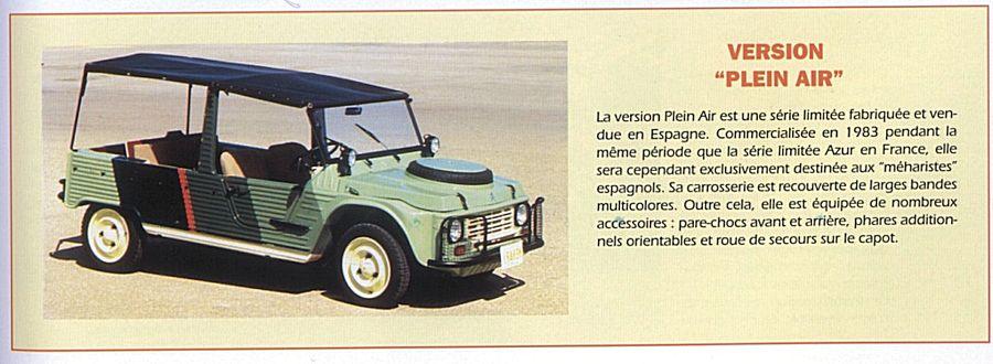 "Citroën  ""Aventure""  2CV VISA MEHARI A4X4  ACADIANE  C25  Image479"