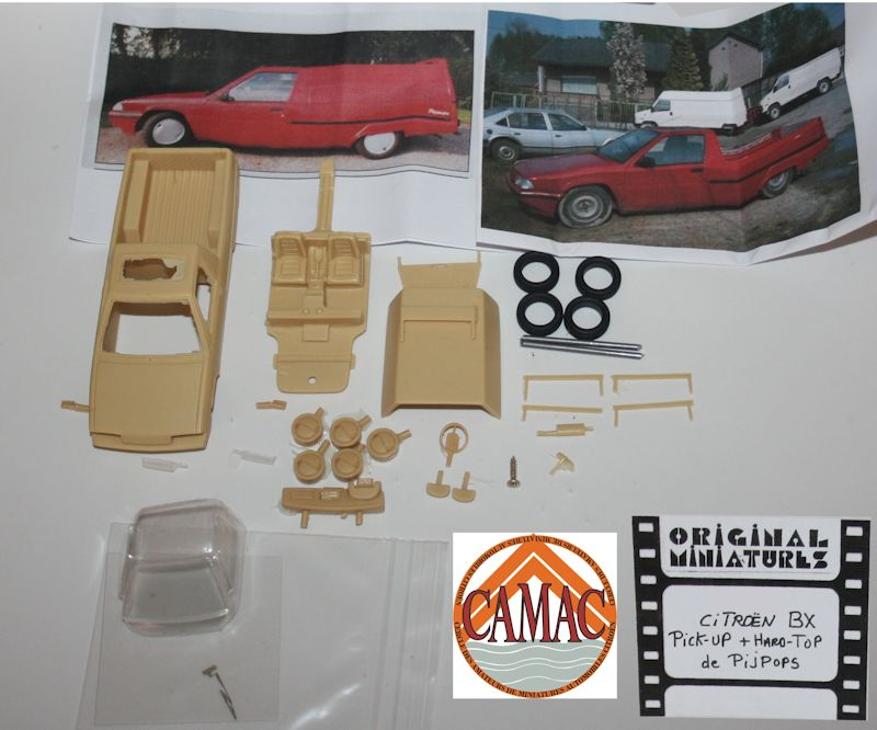 2020 - CamaC22 : BX PIJPOPS Pick-Up avec son Hard-Top Kit11