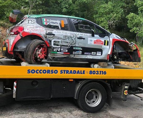 Ralli di Roma Capitale 2020 Rally10