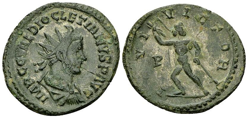 Aureliani de Lyon de Dioclétien et de ses corégents - Page 5 00985p10