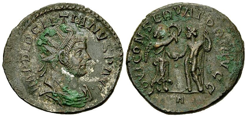 Aureliani de Lyon de Dioclétien et de ses corégents - Page 5 01035p10