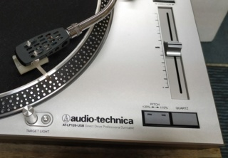 Audio Technica AT-LP120USB Turntable ( Sold ) 310