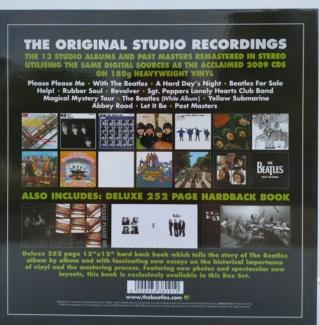 Beatles Stereo Vinyl Box Set - New ( Sold ) 514
