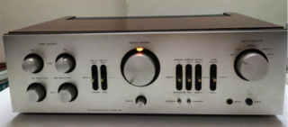 Luxman L81 Integrated Amplifier Annota15