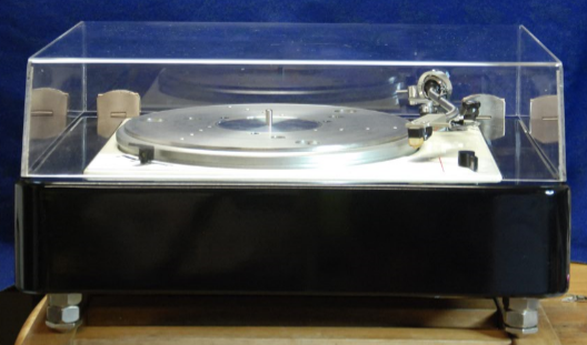 Acrylic Cover for Turntable – Service Available L75_b10