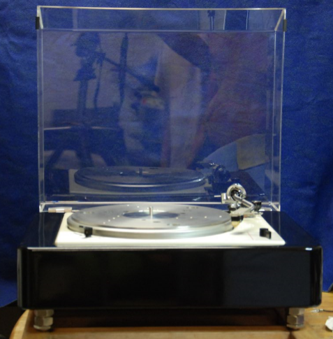 Acrylic Cover for Turntable – Service Available L75_d10