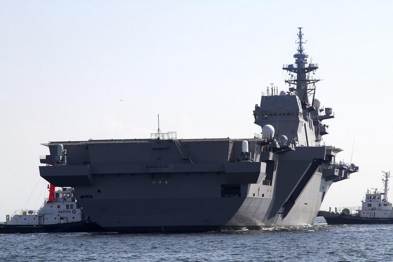 DDH classe Izumo 410