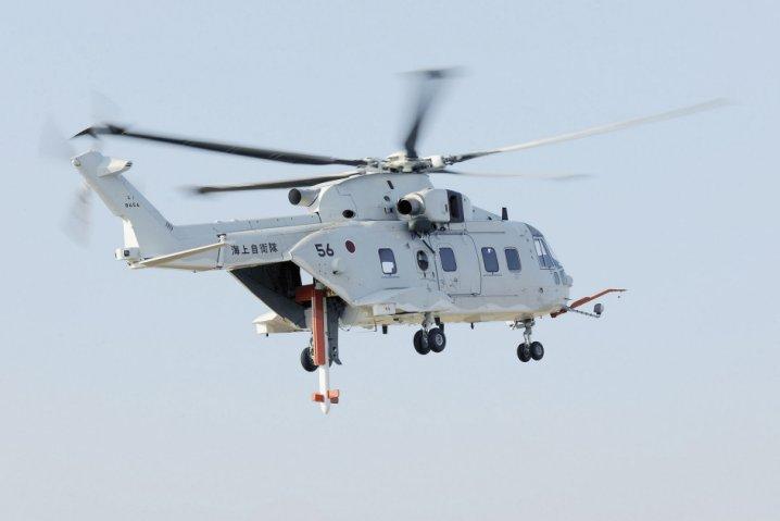 [Aviation maritime] Agusta Westland MHC-101 P1529710