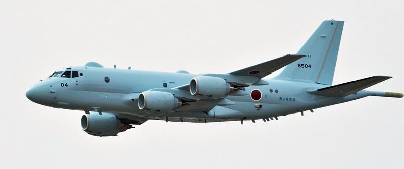 [Aviation maritime] Kawasaki P-1 P1_210